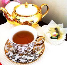 Golden Tea for One
