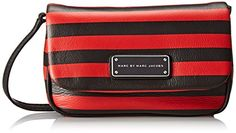 Marc by Marc Jacobs Too Hot To Handle Novelty Stripe Sofia Trifold, Cambridge Red/Multi, One Size Marc by Marc Jacobs http://www.amazon.com/dp/B00N1TKN7M/ref=cm_sw_r_pi_dp_IYMnvb09ECN03