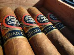 Cuban Cigars. Part of the mystique.