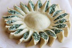 Pastel de espinacas, fácil y en 30 minutos