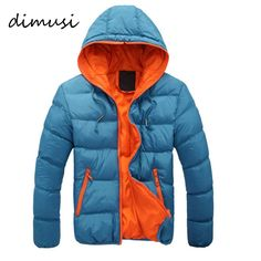 14.61$  Buy now - http://alihn8.shopchina.info/go.php?t=32757492633 - DIMUS 2017 Winter Jacket Men's Warm Coat Jacket mens Parkas Jackets Men's coat Zipper Stand collar jacket men Size 4XL PA059  #buymethat