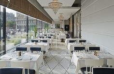 Richmond International completes Veranda Restaurant at Grand Hôtel, Stockholm