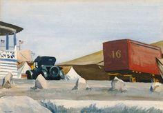 Circus Wagon, 1928