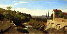The Athenaeum - VEDDER, Elihu American Symbolist (1836-1923)_Feisole- 1859