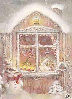 Christmas Eve.....