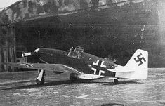 Ever wondered what happened with the airplanes that made an emergency landing in occupied territory? When captured (relatively) intact they were tested by the Germans and sometimes put into service!
