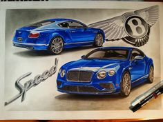 Some of my car drawings