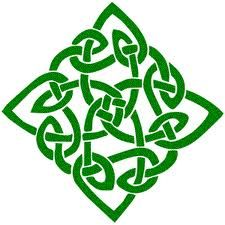 Fionn's knot: symbolic of wisdom, courage, strength, and honor. It'd go on my left shoulder blade :)