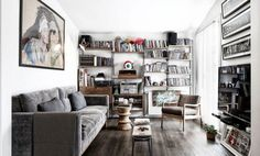 Evolution Of The Small Apartment By Escapefromsofa -