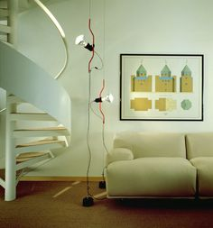 PARENTESI by Achille Castiglioni and Pio Manzu | Contemporary Designer Lighting by FLOS