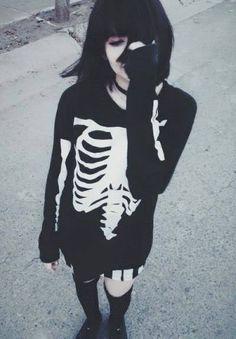 esqueleto :>