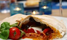 Calzone – pizzaoverraskelse ;) | TRINES MATBLOGG