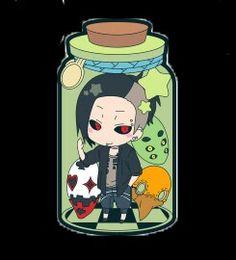 Uta in a Jar ||| Tokyo Ghoul Fan Art