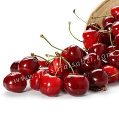 """Cherry fruit is packed with full of health benefiting nutrients and unique antioxidants. Cherries are native to eastern Europe and Asia minor regions.  The fruits have bright """"shiny"""" red or  purple color with very thin peel."""