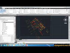 Civil 3D 2014 (4/12): Grupo de Puntos - YouTube