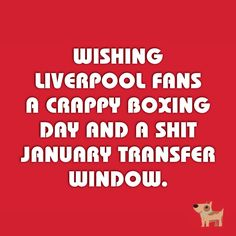 Hate Liverpool this Christmas