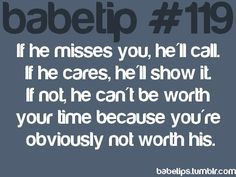 babe tip - #words to live by