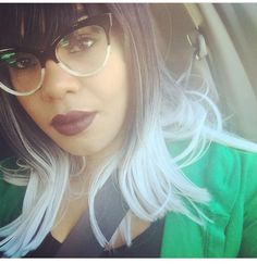 @mydeadfriendx Looks awesome in Lush style: Silver Ombre  Thanks  . . #lushwigssilverombre #lushhair #wig #ombrewig #dipdyedhair #wigs  Lushwigs.com (link in bio) Lush Wigs, Dip Dye Hair, Silver Ombre, Ombre Wigs, Awesome, Link, Instagram Posts, Style, Fashion