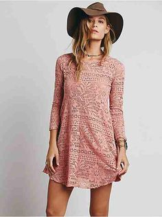 Free People Spring Date Dress, $78.00