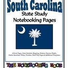 South Carolina State Study Notebooking Pages includes 67 notebooking pages in all. You will find both primary and basic-line options. Some pages in...