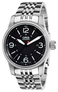 Oris Big Crown Swiss Hunter Team PS Edition Mens Watch Model: 733.7629.4063.MB