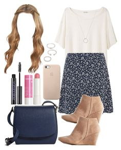 """""""Lydia Martin Inspired Outfit"""" by lili-c ❤ liked on Polyvore featuring Acne Studios, Dorothy Perkins, Brooks Brothers, Urban Decay, Korres, Forever 21, women's clothing, women, female and woman"""