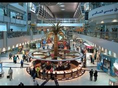 Dubai's top five malls to shop this DSS - YouTube