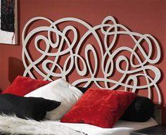 Ideas para cabeceros de cama - Cabeceros de forja de diseño