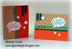 If You Bling It: Cloud 9 National Papercrafting Blog Hop