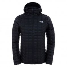 The North Face Thermoball Hoodie jack heren tnf black