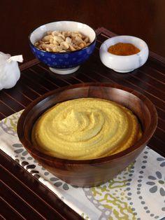 Peanut Hummus