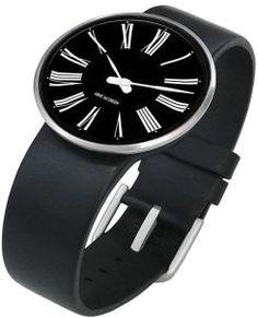 Rosendahl watches, design Arne Jacobsen