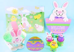 Easter Craft Kit Shipping Now! - Carefree Crafts