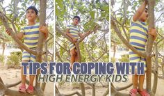 www.motheropedia.com   6 Effective Tips On Coping With High Energy Kids
