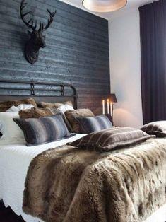 Cozy Bedroom, Home Decor Bedroom, Modern Bedroom, Bedroom Ideas, Bedroom Rustic, Scandinavian Bedroom, Trendy Bedroom, Design Café, Design Studio