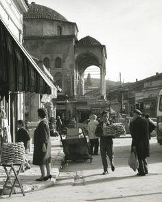 Αθηνα Μοναστηράκι 1960 φωτ Wolf Suschitzky