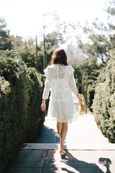 What to wear to a garden wedding party this Spring.