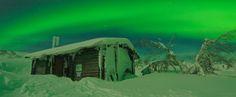 Auroras Boreales en Parque Nacional Pallas Ounas Tunturi en Laponia Finlandia con www.tierraspolares.es Northern Lights, Nature, Travel, Lapland Finland, National Parks, Naturaleza, Viajes, Destinations, Nordic Lights