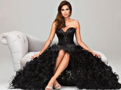 Evenings by Allure 2012 Prom Dress A538, buy these prom dresses from www.tjformal.com !