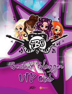 Are you a #blogger? Be a part of The Beatrix Girls VIP Exclusive Club. Look what you get!