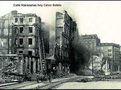 El incendio de Santander fue uno de los mayores incendios de la historia de España. Cambió la morfología urbana de Santander, destruyendo gran parte de su pa...