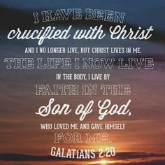 My Utmost for His Highest | March 21 Galatians 2:20