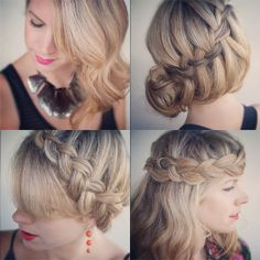 Stylish Hairstyles for Prom