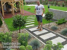 Garden Projects, Garden Ideas, Garden Design, House Design, Backyard Landscaping, Gardening, Landscape, Gardens, Backyard Landscape Design