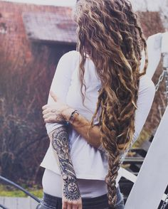 Such beautiful dreads
