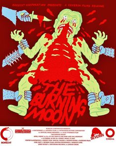 THE BURNING MOON 1992