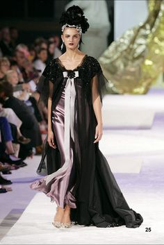 Christian Lacroix Haute Couture F/W 2005