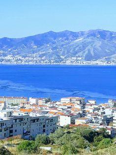 STRETTO di Messina Messina, Grand Canyon, Places To Visit, Dreams, Nature, Travel, Tourism, Scenery, Naturaleza