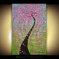 Pretty cherry tree