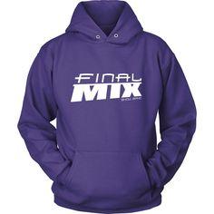 Final Mix Show Band Hoodie - White Logo